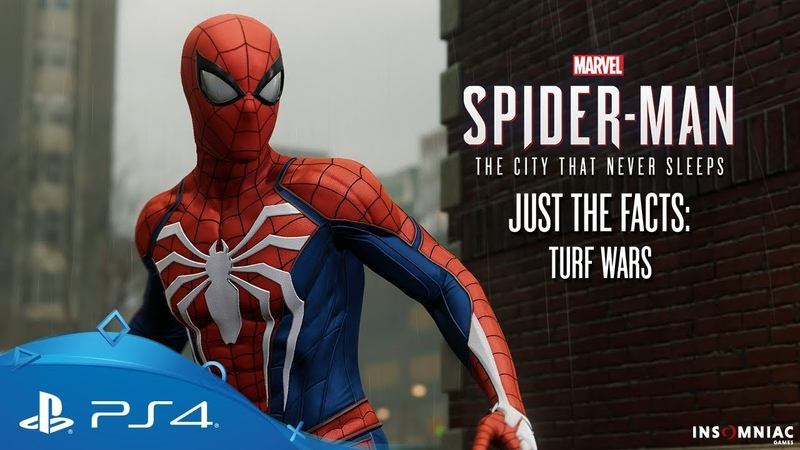 Marvel's Spider-Man: Turf Wars | Just the Facts | PS4