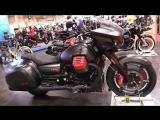 2018 Moto Guzzi MGX 21 Flying Fortress - Walkaround - 2018 Toronto Motorcycle Show
