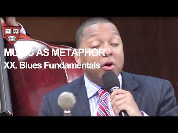 Wynton at Harvard, Chapter 20 Blues Fundamentals