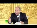 Путин проводит заседание Совета по развитию гражданского общества и правам человека — LIVE