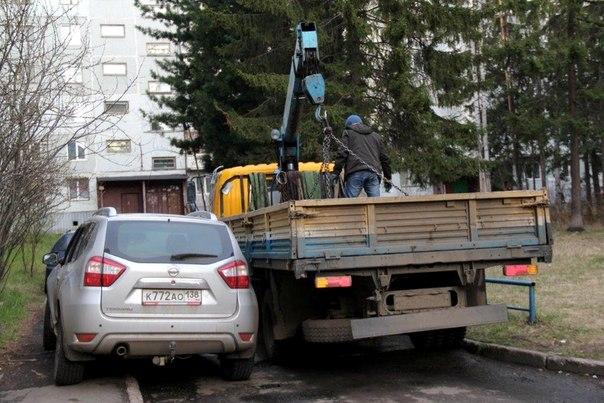 В Усть-Илимске прошла акция «Пропусти машину экстренной службы»