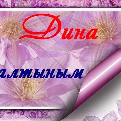 Дина Сибгат, 2 сентября , Альметьевск, id152549544