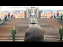 Вход в зал Славы-музей Великой Отечественной Войны.Присяга Назара Петрович 21.07.2018. В 11.00.
