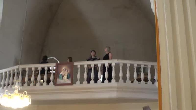 В.А. Моцарт. Дуэт Сюзанны и Графини из оперы Свадьба Фигаро