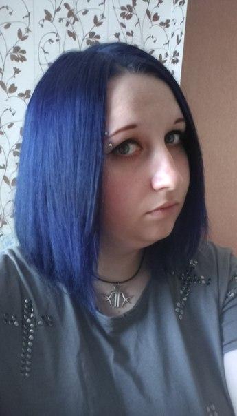 Цвет дикая слива цвет волос