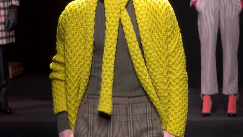 DAKS AW18 Milan Menswear and Womenswear Show