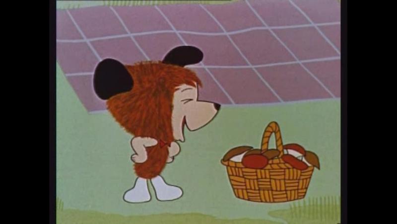 Мишка-Мохнатик. Приключение в лесу