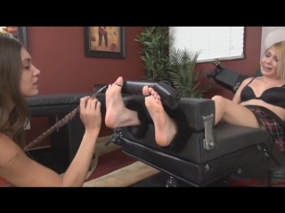 Tickle abuse-olivia just soles