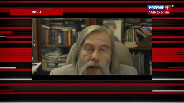 Вечер с Владимиром Соловьевым. Эфир от 22.10.2018