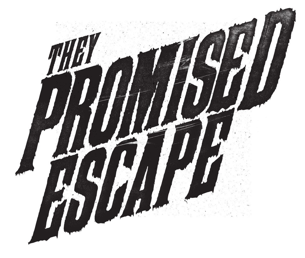 They Promised Escape - Reshape [EP] (2014)