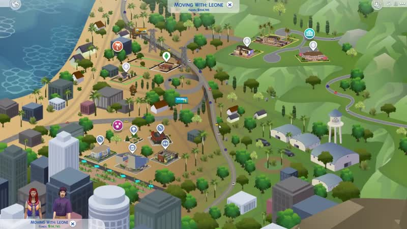 The Sims 4 Get Famous - Del Sol Valley World