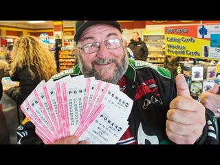 Лотерея Powerball. Это самые огромные джекпоты покупай билет и становись богатым!