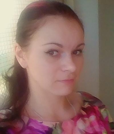 Марина Штыкова