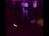 Саша Санта ( выступление в rosebar)