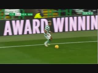 Edouard 1-0 hearts