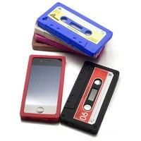 Retro Tape силиконовый чехол для iPhone 4.