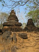 Wat Khao Phanom Phloeng, Си Сатчаналай