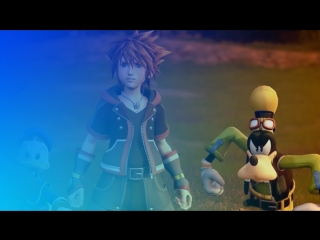 Kingdom Hearts III  Big Hero 6 Trailer | PS4