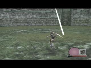 Прохождение Shadow of the Colossus @8 Куромори - Тень на стене_HD.mp4