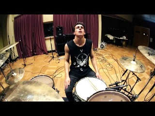 Matt McGuire - Bring Me The Horizon - Shadow Moses - Drum cover