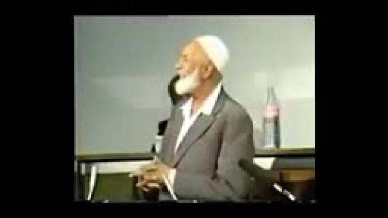 Ахмад Дидат Мухаммад в Библии новое! ( 144 X 176 ).3gp