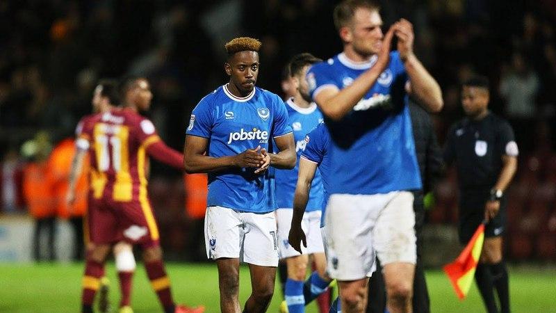 Highlights: Bradford City 3-1 Portsmouth