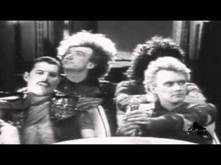 Queen vs Bruno Mars - Radio ga ga, just the way You are - Paolo Monti mashup 2013