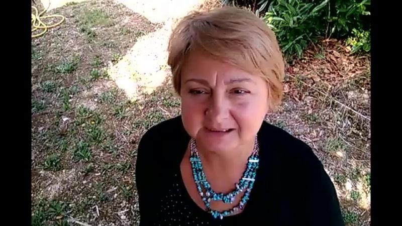 Отзыв Елена Сорэ Франция психолог эксперт в сфере системных растановок Об интенсиве и позиционировании