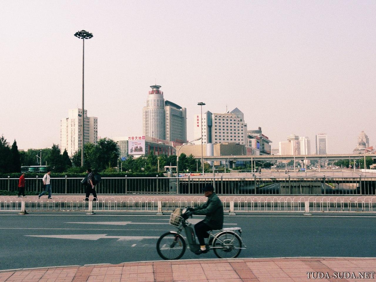 Велосипед Китай