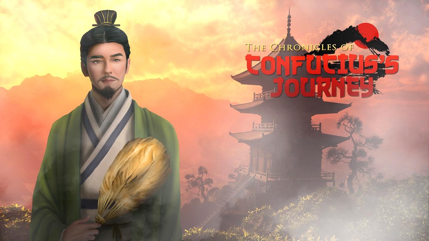 The Chronicles of Confucius' Journey (En)
