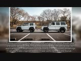 Heres Liberty Walks Suzuki Jimny Mini G-Class Next To The Original Mercedes-Benz