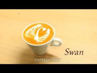 Latte art ve barista