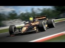Lotus 97T: Ayrton Senna Tribute