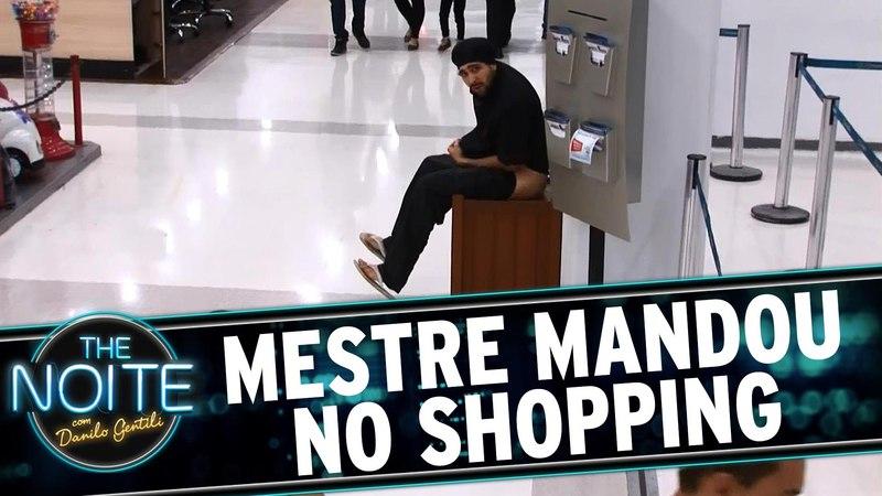 The Noite (22/07/15) - Mestre Mandou no Shopping