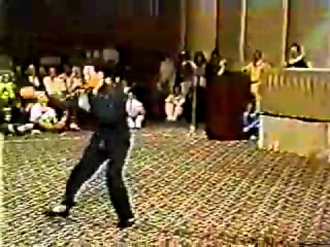 Sifu Andrew Chung Hakka Praying Mantis