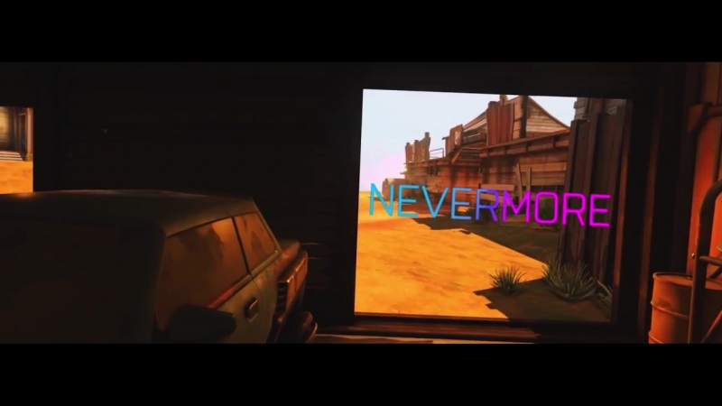 Nevermore - Overwatch leftovers.overWC