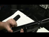How to disassemble your airsoft aeg m4