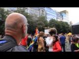 Prague, gay pride 08/2014