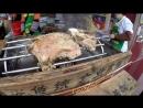 LaoWai Уличная еда в Китае 4 Фестиваль еды в Гуанчжоу Guangzhou food festival
