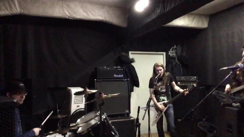 Metallica cover fade to black