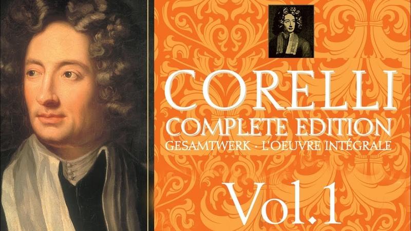 Corelli Complete Edition Vol.1