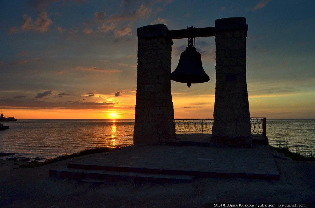 Вечерний Херсонес. Фото: Ю.Югансон