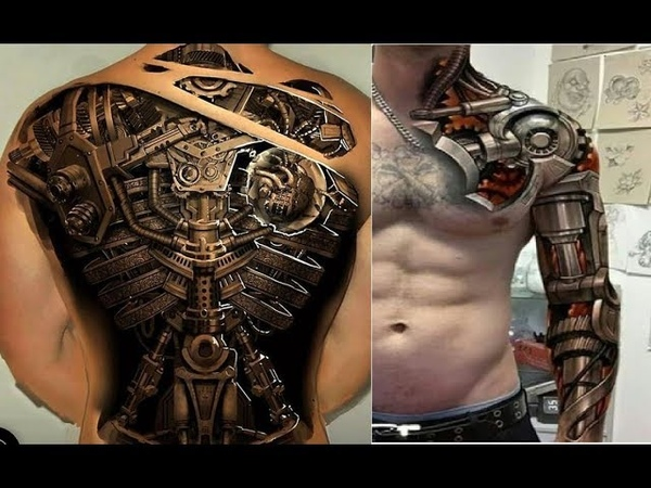 26 Times the 3D Skills of Tattoo Artists Surpassed All Expectations Muhammad Waqas