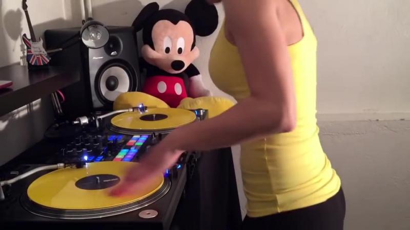 DJ Lady Style - Back to training (comptine dun autre été)