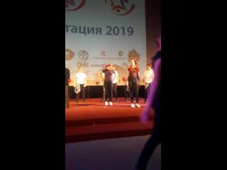 Вожатые Танц-Плантация 2019