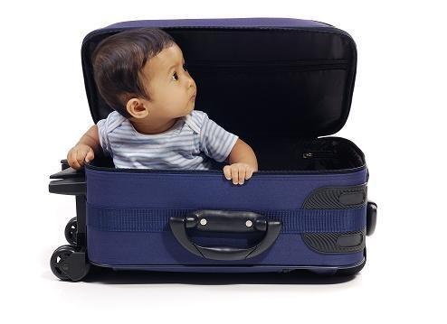 путешествие с ребенком и авиабилеты для детей.