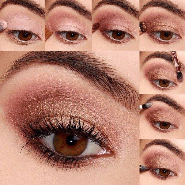 Идеи макияжа на каждый день фото