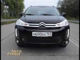 test citroen c4 aircross