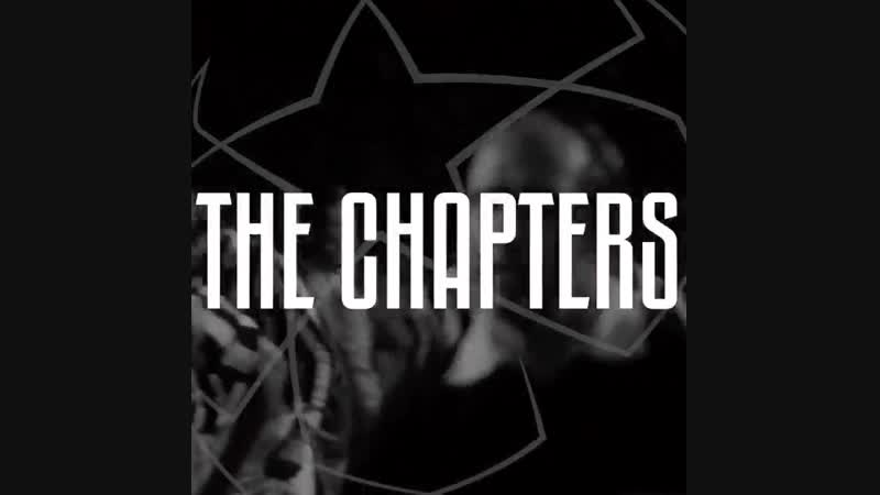The Champs, The Chapters , The @ChampionsLeague ️ - - @ManUtd vs Juventus The saga contin