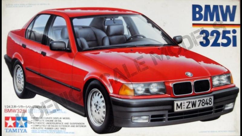 BMW 325i - Tamiya 1/24